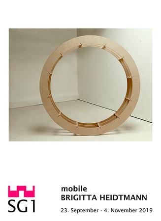 """Brigitta Heidtmann """"mobile"""""""