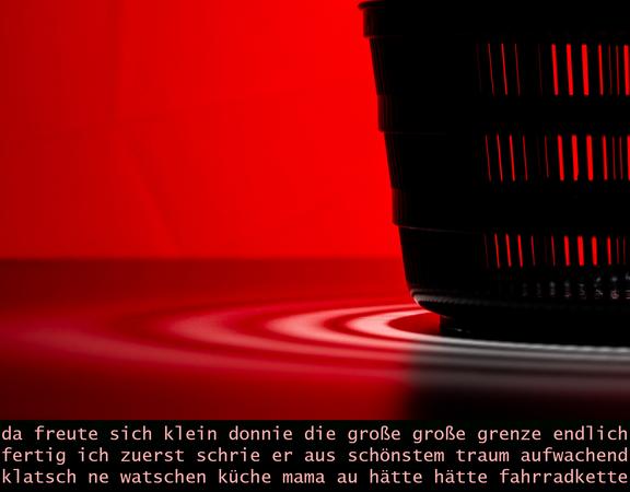 """Berichte aus der Einsiedelei """"Farb...Wechsel"""""""