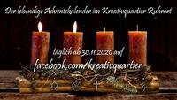 Der lebendige Adventskalender im Kreativquartier Ruhrort - Törchen 9