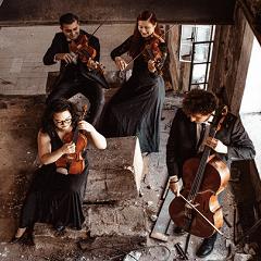Equinox-Streichquartett: Debütkonzert (Beethoven, Mendelssohn)