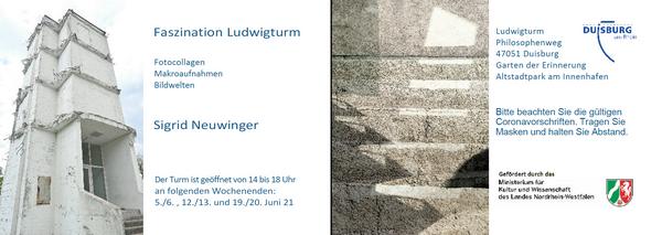 Sigrid Neuwinger: Faszination Ludwigturm
