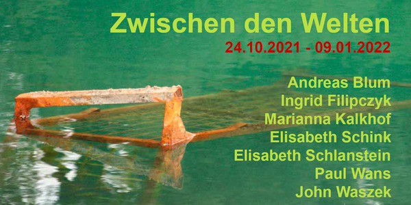 Zwischen den Welten - Ein Ausstellungsprojekt vom BBK Niederrhein und der Burggemeinde Brüggen