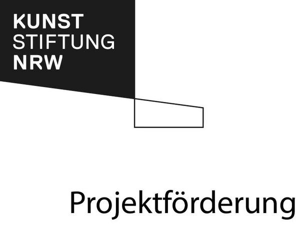 Projektförderung durch die Kunststiftung NRW