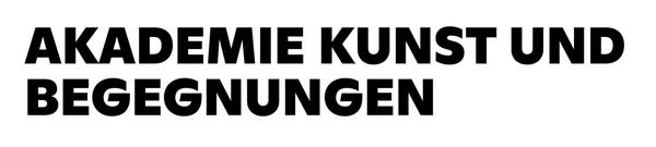 OPEN CALL Akademie Kunst und Begegnungen sucht Teilnehmende Bewerbungsschluss: 05. April 2021