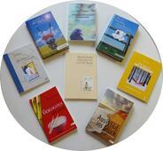 Bereits veröffentliche Buchtitel, Romane, Kurzgeschichten, Reimebücher