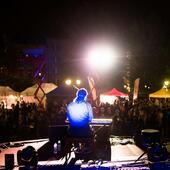 Wolfspelz beim Platzhirsch Festival