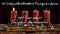 Der lebendige Adventskalender im Kreativquartier Ruhrort - Törchen 1